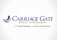 Carriage Gate Wealth Management Logo - Entry #97