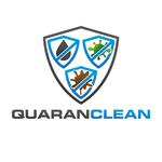 QuaranClean Logo - Entry #138