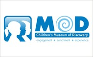 santa cruz children's museum of discovery  MOD Logo - Entry #23