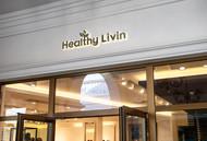 Healthy Livin Logo - Entry #182