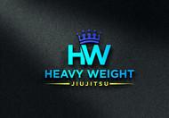 Heavyweight Jiujitsu Logo - Entry #216