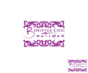 Drifter Chic Boutique Logo - Entry #37