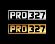 PRO 327 Logo - Entry #161