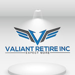 Valiant Retire Inc. Logo - Entry #121