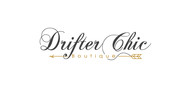 Drifter Chic Boutique Logo - Entry #416