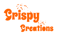 Crispy Creations logo - Entry #50