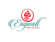 Engwall Florist & Gifts Logo - Entry #158