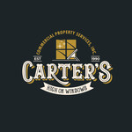Carter's Commercial Property Services, Inc. Logo - Entry #117