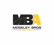 Moseley Bros. Asphalt Logo - Entry #47