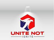 Unite not Ignite Logo - Entry #86