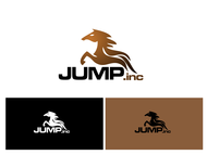 Jump Inc Logo - Entry #61