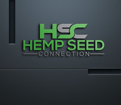 Hemp Seed Connection (HSC) Logo - Entry #32