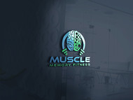 Muscle Memory fitness Logo - Entry #52