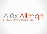 Alex Allman Logo - Entry #29