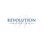 Revolution Roofing Logo - Entry #170