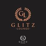 Glitz Lounge Logo - Entry #166