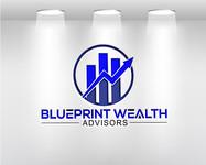 Blueprint Wealth Advisors Logo - Entry #497