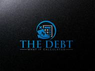 The Debt What If Calculator Logo - Entry #20