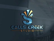 Calls Creek Studio Logo - Entry #140