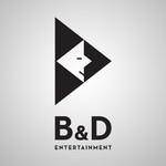 B&D Entertainment Logo - Entry #8