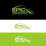 Epic Fishing Tackle Logo - Entry #63