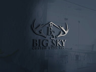 Big Sky Custom Steel LLC Logo - Entry #12