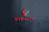 Stealth Projects Logo - Entry #332