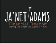 Ja'Net Adams  Logo - Entry #29