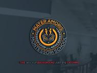 Mater Amoris Montessori School Logo - Entry #689