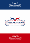 American Diamond Cattle Ranchers Logo - Entry #86
