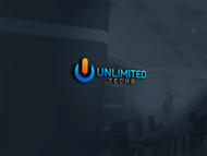 Unlimited Techs Logo - Entry #3