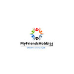 MyFriendsHobbies.com Logo - Entry #36