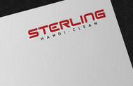 Sterling Handi-Clean Logo - Entry #142