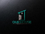 Our House Wealth Advisors Logo - Entry #40