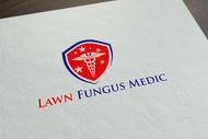 Lawn Fungus Medic Logo - Entry #60