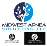 Midwest Apnea Solutions, LLC Logo - Entry #84