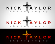 Nick Taylor Photography Logo - Entry #123
