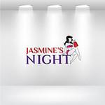 Jasmine's Night Logo - Entry #126