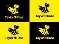 Taylor N Rose Logo - Entry #42