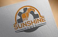 Sunshine Homes Logo - Entry #527