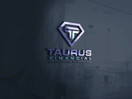 "Taurus Financial (or just ""Taurus"") Logo - Entry #146"