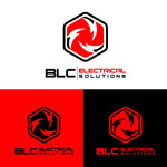 BLC Electrical Solutions Logo - Entry #117