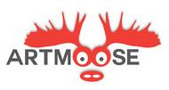 ArtMoose Logo - Entry #17