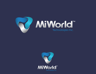 MiWorld Technologies Inc. Logo - Entry #20