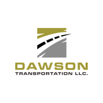 Dawson Transportation LLC. Logo - Entry #83
