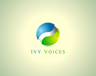 Logo for Ivy Voices - Entry #186