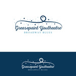 Greasepaint Youtheatre Logo - Entry #53