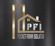 Pocket Form Isolator Logo - Entry #74