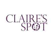 Claire's Spot Logo - Entry #17