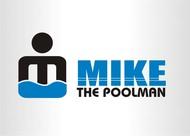 Mike the Poolman  Logo - Entry #127
